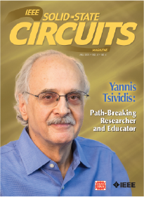 Yannis Tsividis Cover IEEE Solid State Circuits